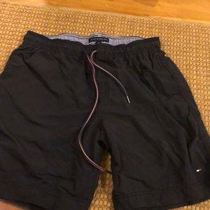 Tommy Hilfiger black bathing suit